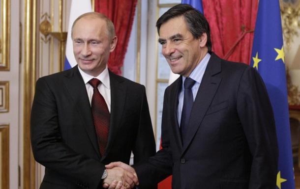 Санкции против России бессмысленны, - кандидат в президенты Франции Фийон - Цензор.НЕТ 7072