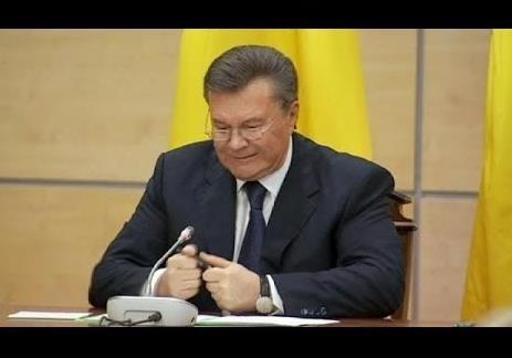 Янукович снова прокололся!