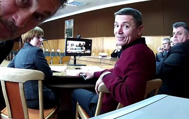 Взлом онлайн заседания Крымских властей