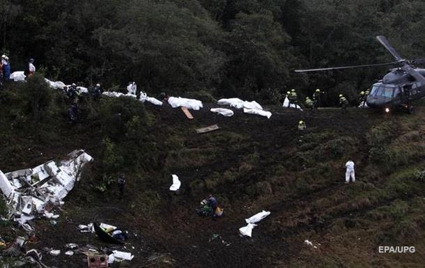 Авиакатастрофа в Колумбии: найдены  черные ящики
