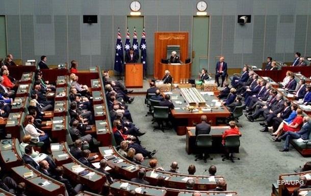 В Австралии из-за мигрантов сорвали заседание парламента