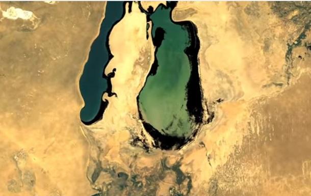 При помощи карт Google можно отследить изменения Земли с1984 года