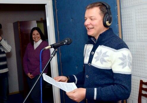 Казка «Кирило Кожум'яка» звучить голосом лідера Радикальної партії Олега Ляшка
