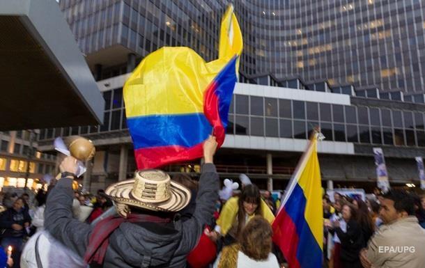 Парламент Колумбии одобрил соглашение о мире с повстанцами