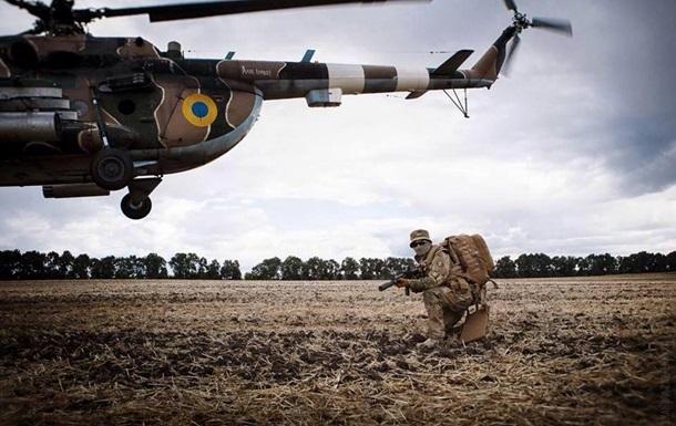Украина поднялась в рейтинге милитаризации