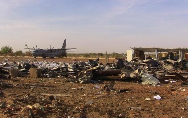 В Мали смертник подорвал вертолет ООН