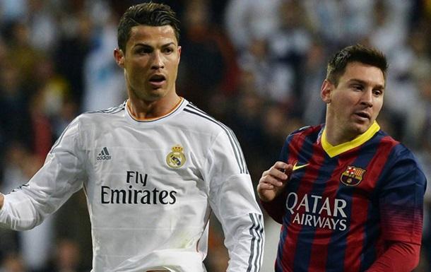 «Реал» напоследней минуте сравнял счет вматче против «Барселоны»
