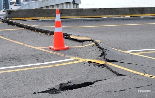 Сильное землетрясение произошло в Перу