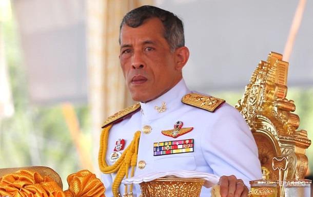 Наследный принц Таиланда стал королем
