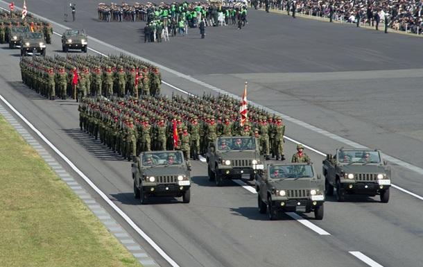 Япония потратит рекордные $46 млрд на армию