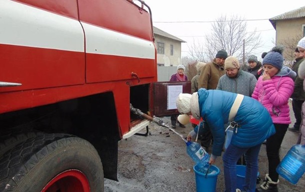 ВТорецке восстановили поврежденный боевиками водопровод