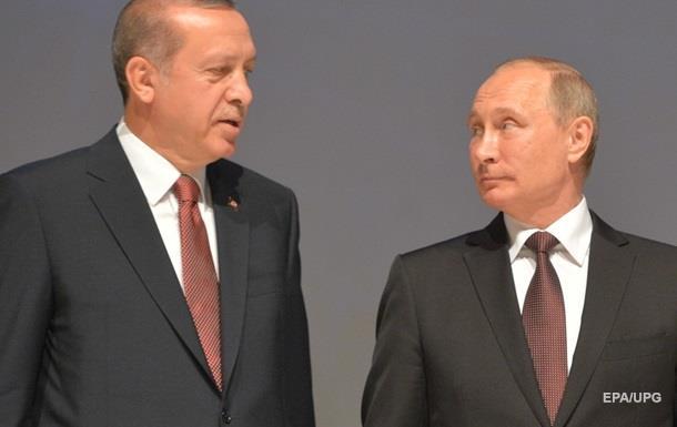 Анкара предложила российской столице перейти нарасчеты внациональных валютах