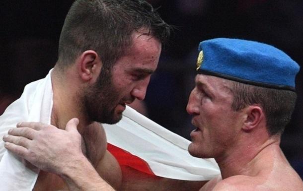 Гассиев стал чемпионом мира побоксу IBF