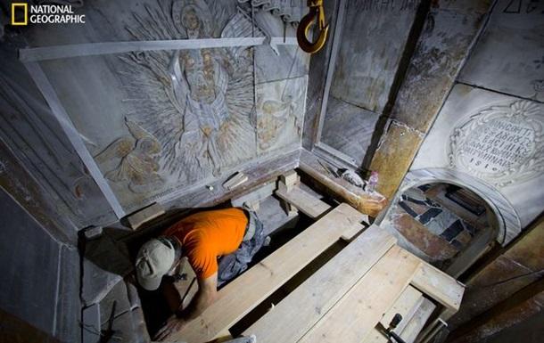 Археологи установили происхождение Гроба Господня