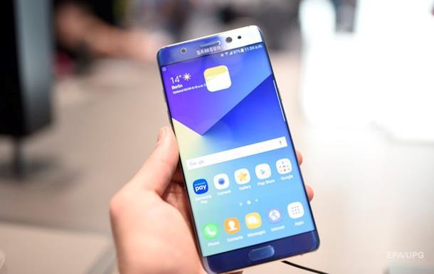 Установлена причина взрывов Galaxy Note 7