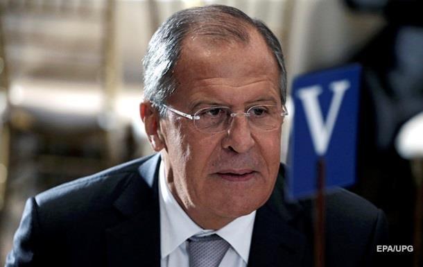 Лавров ноет, что США отозвали свои предложения поСирии
