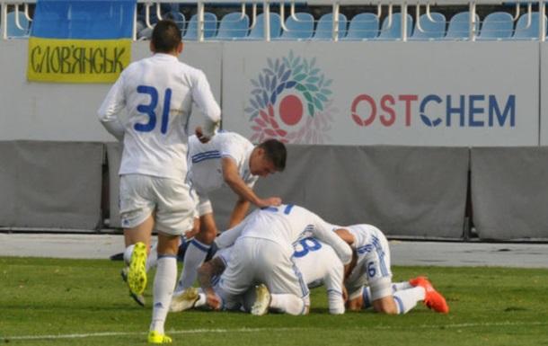 «Динамо-U-19» стало лучшим клубом групповой стадии Юношеской Лиги чемпионов