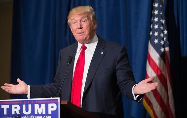 Трамп продал все свои акции