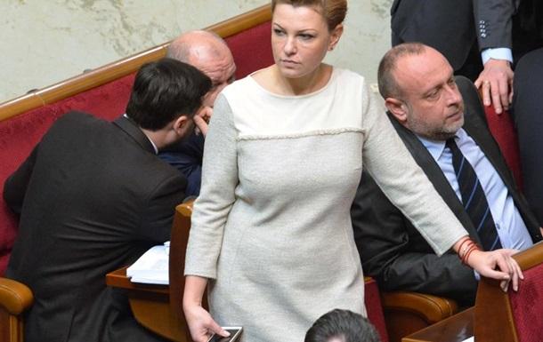 Ународного депутата Продан угнали внедорожник