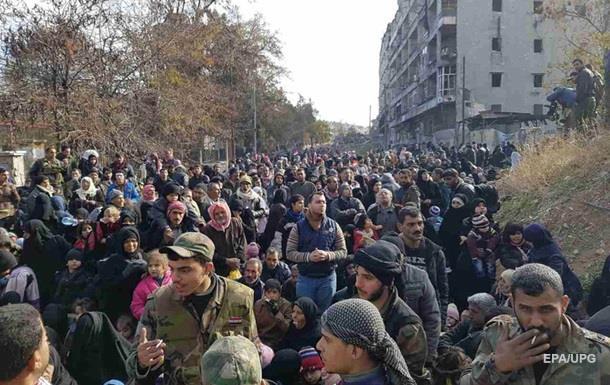 Армия Асада приостановила наступление в Алеппо