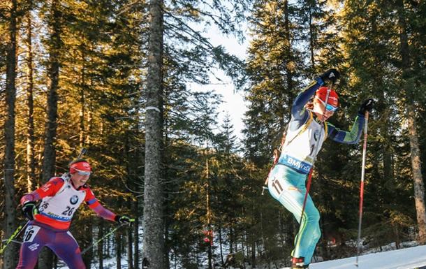 Русские биатлонисты взяли золото исеребро наэтапе Кубка мира