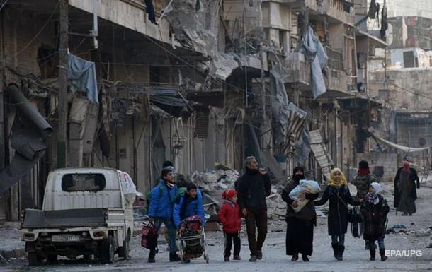 В Алеппо за месяц погибло более 800 человек