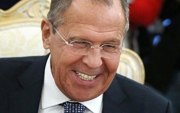 ВМИД Российской Федерации опровергают ругательство Лаврова