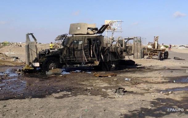 ВЙемене террорист-смертник подорвал себя вочереди солдат ждущих на заработную плату