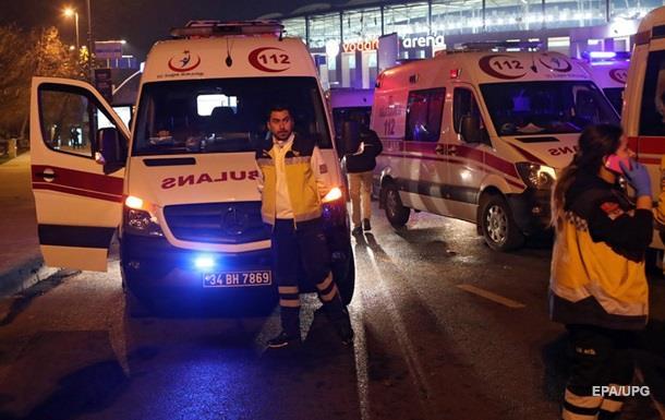 Жертвами взрыва вСтамбуле стали неменее 10 человек