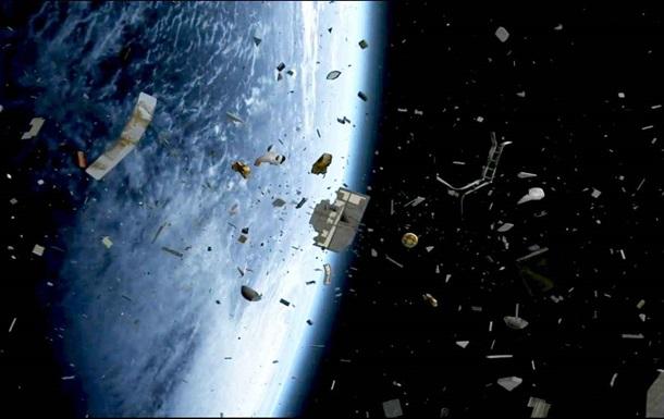 Япония запустила грузовой корабль для уборки космического мусора