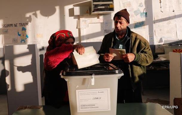 В Македонии сразу две партии сообщили о победе на выборах