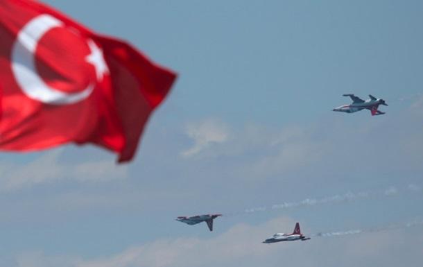 ВВС Турции разбомбили позиции Рабочей партии Курдистана вИраке