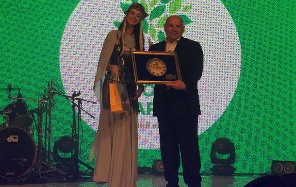 Броварской жилой комплекс получил премию «Выбор года»