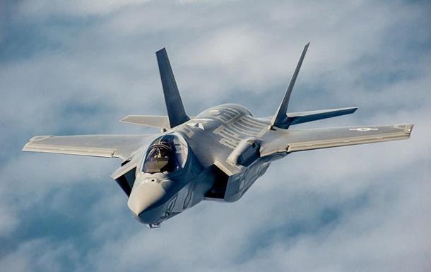 Твит Трампа обвалил акции производителя истребителя F-35