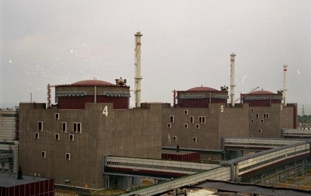 Запорожская АЭС отключила отсети энергоблок №4