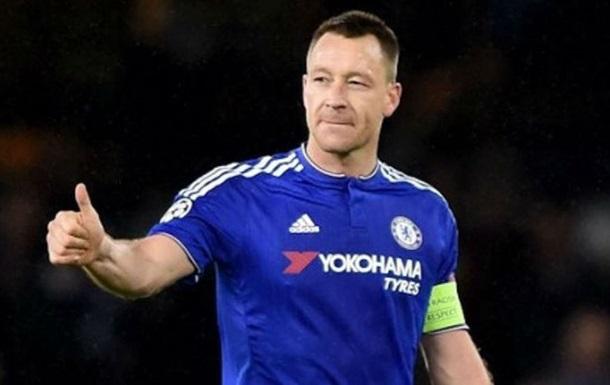 «Челси» небудет продлевать контракт сДжоном Терри