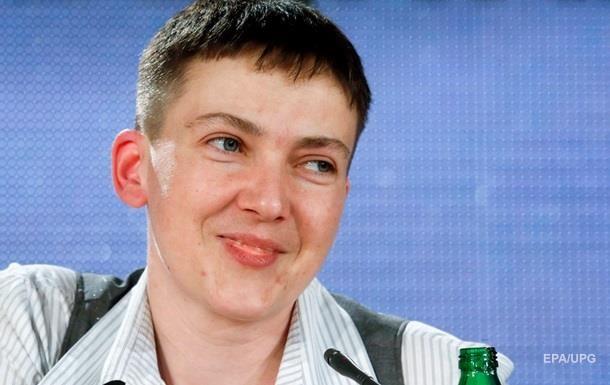 В Батькивщине заявили о выходе Савченко