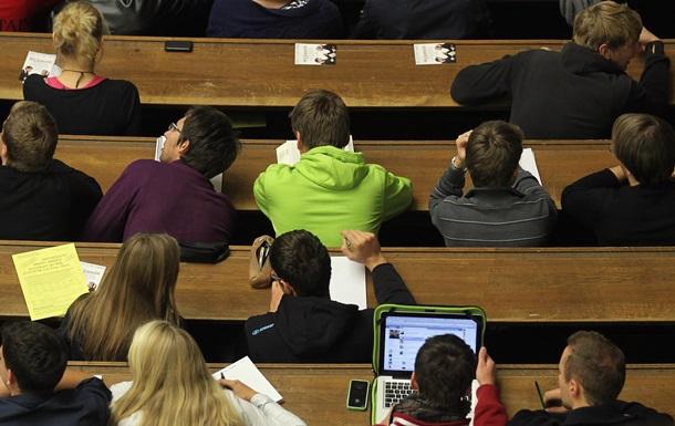 Гройсман пообещал студентам вЧерновцах несуществующие стипендии