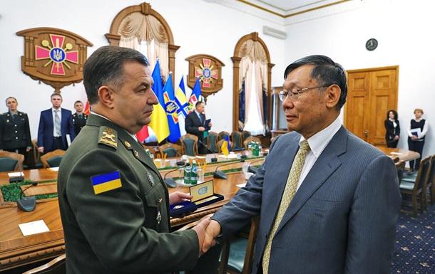 Япония предоставила армии Украины помощь вобъеме 1,85$ млрд
