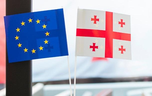 В ЕС договорились побезвизовому режиму для грузин