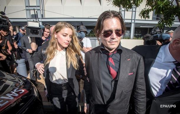 Джонни Депп принял решение наказать болтливую экс-супругу