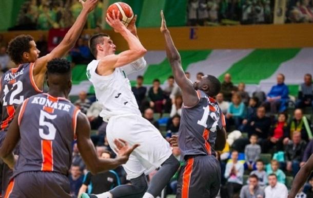 Южненский «Химик» вбаскетбольной Лиге чемпионов разрушен «ЛеМаном»