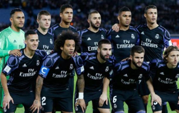 Реал вышел в финал КЧМ