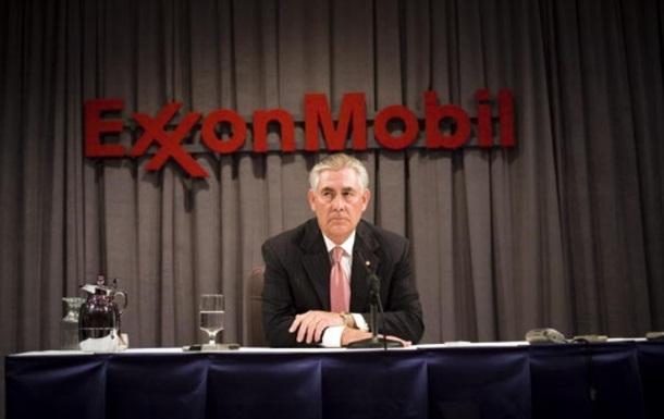 Politico: компания ExxonMobil помогла заблокировать акт STAND for Ukraine