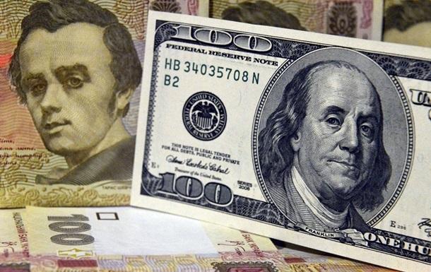 Курс валют на 21 грудня: гривня падає