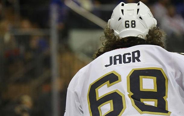 Яромир Ягр вышел на 2-ое место всписке наилучших бомбардиров НХЛ