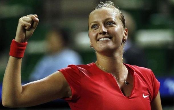 Теннисистка Квитова получила ножевое ранение вЧехии
