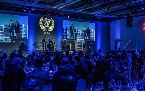 Международная любительская ассоциация вручила Владимиру Кличко награду «Легенда бокса»