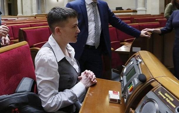 Савченко исключили из ПАСЕ