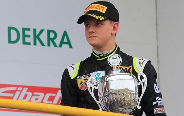 Мик Шумахер переходит вФормулу 3